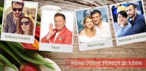 Panel online - Povești de iubire