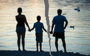 Divortul parintilor si impactul acestuia in dezvoltarea psihologica a copilului
