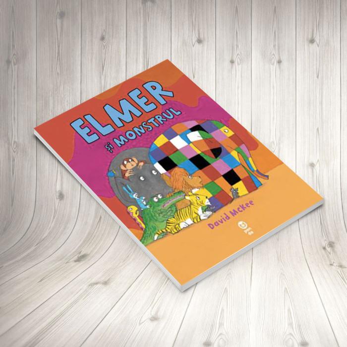 Elmer-si-monstrul