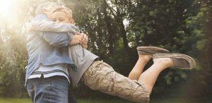 Creierul bunicilor beneficiază din interacțiunea cu nepoții