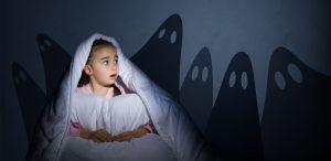 Frica de întuneric a copiilor