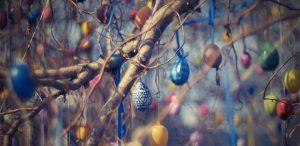 Duminica Paștelui vine după o iarnă târzie, iar Învierea după multă suferință
